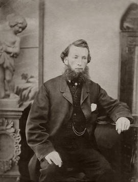 Thomas William Abraham 1829-1897, father of Alfred Abraham