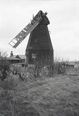 """Ringwould Smock Mill, Kent"""