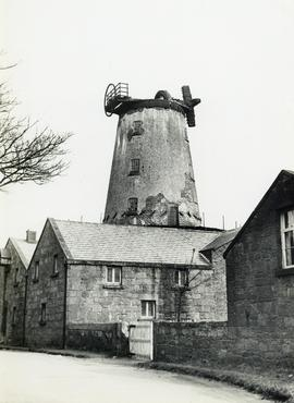 Willaston Mill, Wirral