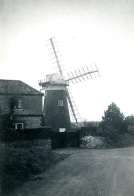 Stow Mill, Paston