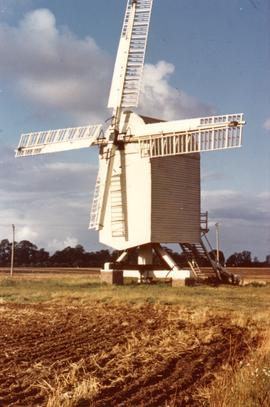 Post Mill at Chillenden