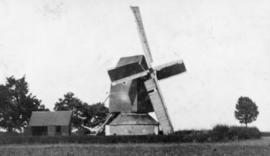 Unidentified post mill