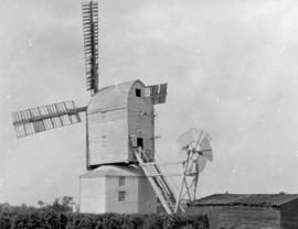 Chippenhall Green Mill, Fressingfield