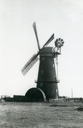 High Mill, Berney Arms, Norfolk, England