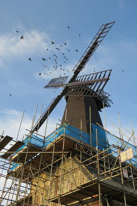 West Blatchington Windmill, Hangleton, Sussex