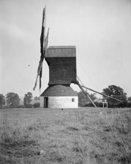 Stevington post  mill, Bedfordshire