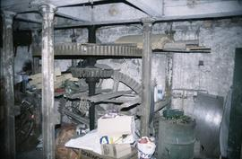 Interior, unidentified mill