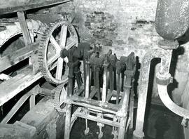 Combined Mill, Little Cressingham, Interior