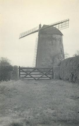 """Mill at Gibbet Cross Roads"""