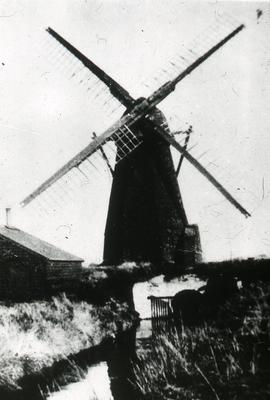 """Acre Fen Mill"""