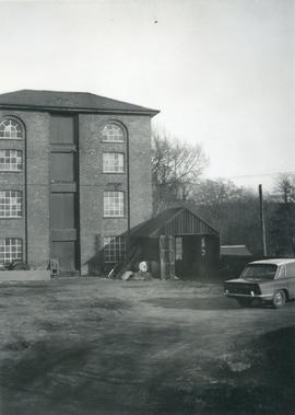 Greensforge Mill, Kingswinford, from west