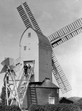 Calver's Mill, Halesworth