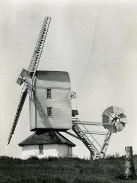 Thorpeness Post Mill, Suffolk