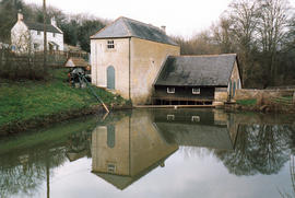 Claverton Pump House, for Kennet & Avon Canal