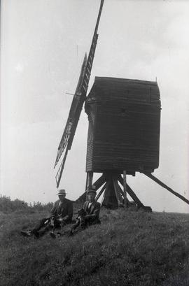 George Shipley and Dick Pointer, Brill Windmill