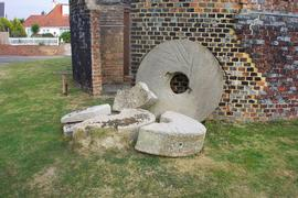 Millstones, Downs Mill, Bexhill