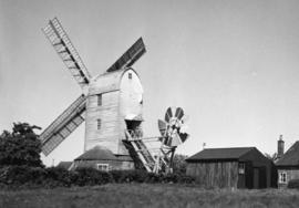 Post mill, Parham