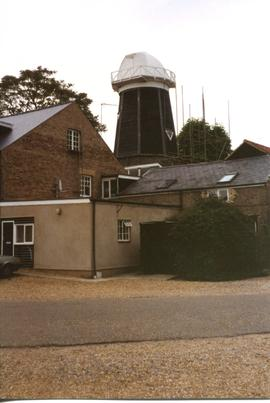 French's Mill, Chesterton, with new cap