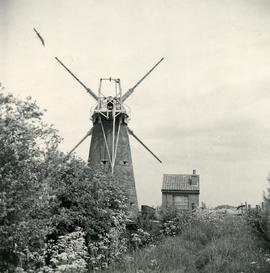 Stracey Arms Mill, Tunstall, Norfolk, England