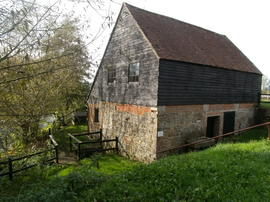Coultershaw Mill, Petworth, West Sussex