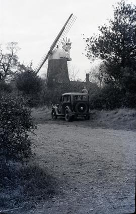 """Arkley tower mill Herts"""