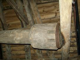 Interior, Brill Windmill, Brill