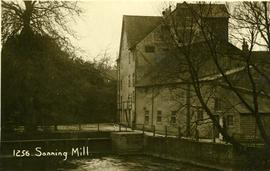 """1256. Sonning Mill."""