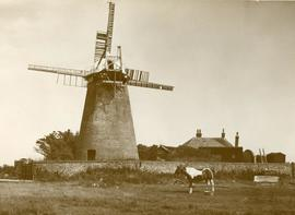 """Medmerry's Mill, Selsey, Sussex"""