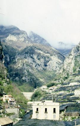 """Italy, Amalfi - Valley of the mills"""