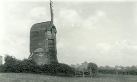 Post mill, Foston, Lincs