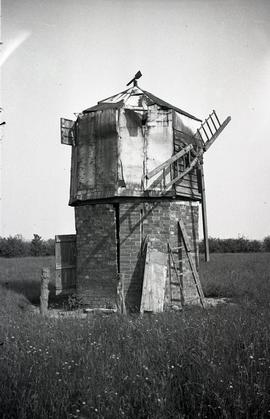 """Windmill at Hillesden, Bucks"""