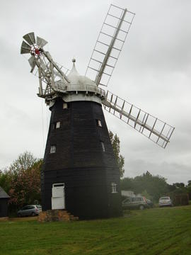 Cattell's smock mill, Willingham