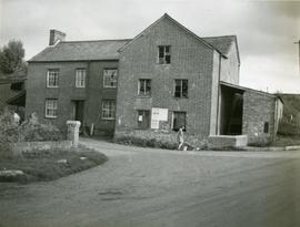 Photograph of the watermill at Broadhembury Place