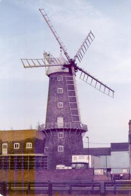 Maud Foster tower mill, Boston, Lincolnshire
