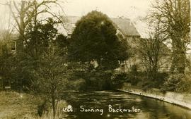 """1266. Sonning Backwater"