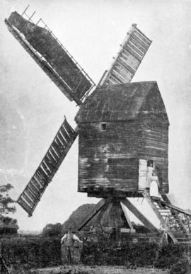 Post mill, Mumby
