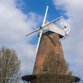 Rayleigh Windmill without sails