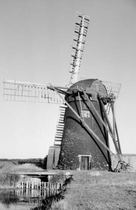 Toft Monks Marsh Mill, Norfolk