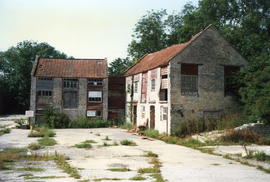 North Wootton Tannery before conversion