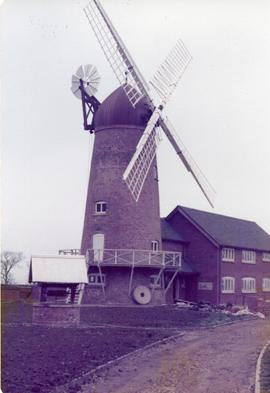 Tower mill, Arnesby, Leicestershire