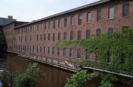 """Lowell, USA, Boot Mills & water intake """