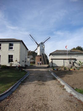Post Mill, Ramsey