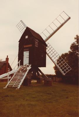 Cambridgeshire, Bourn Post Mill