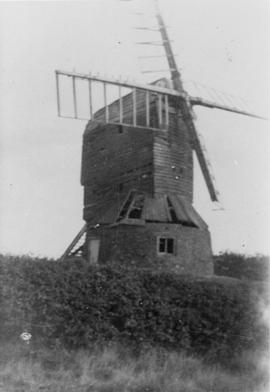 Scothern Windmill Front