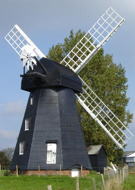 Lacey Green Windmill, Lacey Green