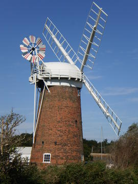 Tower mill, Horsey