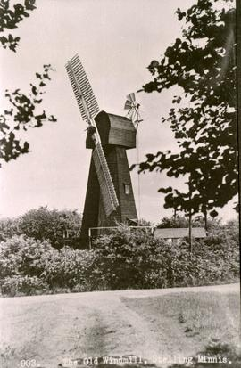 """The Old Windmill, Stelling Minnis"""