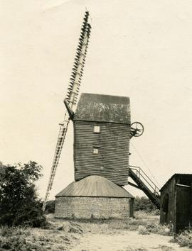 Six Mile Bottom Mill, Burrough Green, Cambridgeshire, England
