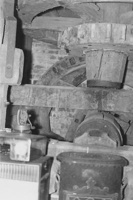 Kingsley Mill, Kingsley, internal, pit wheel, wallower, spur wheel