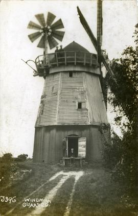 """Windmill guarded"""